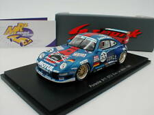 """Spark S5513 - Porsche 911 GT2 Evo Le Mans 1996 """" Jarier-Pareja-Chappell """" 1:43"""