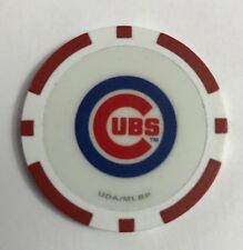 Chicago Cubs Red Chip Poker Casino Wrigley Field MLB
