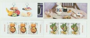 s37614 SERBIA MONTENEGRO EUROPA CEPT MNH** 2005 Booklet 2nd GASTRONOMIA FOOD