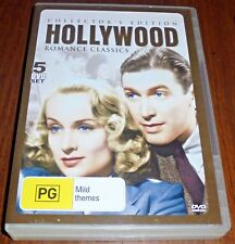 HOLLYWOOD ROMANCE CLASSICS COLLECTOR'S EDITION 5 DVD SET 10 MOVIES (ALL REGION)