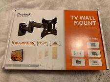 ARTICULATING LCD LED TV WALL MOUNT BRACKET FULL MOTION SWIVEL 23 26 32 37 40 42