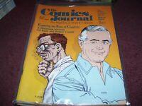 COMICS JOURNAL (MAG) #113 GIL KANE ROBERT CRUMB