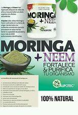 Alipotec moringa + neem capsules