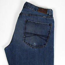 X2 Men's Jeans Size 36 x 34 Denim Baggy Loose Fit Fantastic Fade