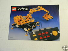 LEGO BROCHURE FLYER CATALOG TOYS TECHNIC 1990 DUTCH  16 PAGES 021