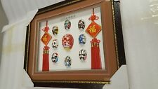 Chinese Opera Picture Frame