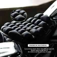 Air Motorcycle Seat Cushion Pressure Relief Pad For Passenger Rear Back Rider