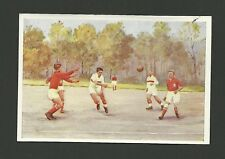 Handball Vintage 1932 Sanella Sports Card #41