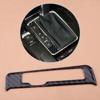 Carbon Mittelkonsole Schaltsack Gangschaltung Rahmen Für Audi A4 B8 A5 Q5