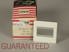 Gepe Slide Mounts 14x35/20pz. 2mm. con vetro - 6806 - Garanzia Tuttofoto.com