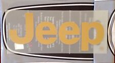 2015-16 Juventus JEEP Third Shirt Sponsor OFFICIAL STILSCREEN Logo Chest Print