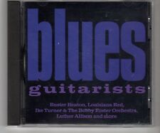 (HK17) Blues Guitarists, 14 tracks various artists - 1997 CD