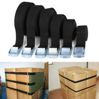 Auto carga correa Atajo de equipaje Hebilla de cinturon Trinquete de fuerza