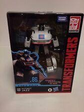 JAZZ Transformers Studio Series 86-01 Animated Movie Deluxe Hasbro Autobot New