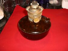 ANTIQUE VINTAGE ALADDIN AUSTRALIAN BAKELITE MODEL OIL KEROSENE LAMP BASE PART