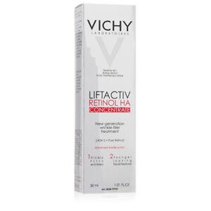 Vichy LiftActiv Retinol HA Concentrate 1.01 oz Wrinkle Filler Treatment NIB
