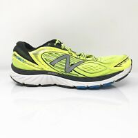 New Balance Mens 860 V7 M860YB7 Yellow Running Shoes Lace Up Low Top Size 11 D