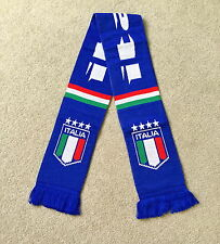 ITALIA / ITALY Scarf Brand New Good Size Great Quality Knitted Scarf