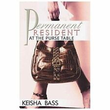 Permanent Resident at the Purse Table (Urban Books)-ExLibrary