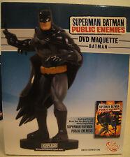 DC DIRECT BATMAN/SUPERMAN PUBLIC ENEMIES MAQUETTE #208/4000 Statue DARK KNIGHT