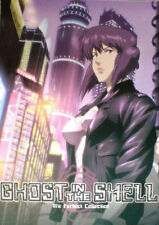 GHOST IN THE SHELL S.A.C 1ST GIG COMPLETE TV SERIES BOX SET