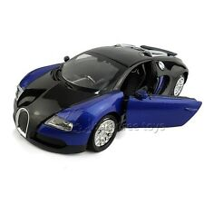 1:36 Bugatti Veyron Diecast Alloy Car Model Toy Collection with Sound&Light
