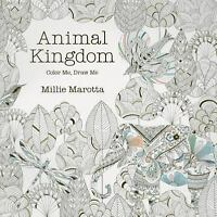 NEW Curious Creatures A Millie Marotta Adult Coloring Book
