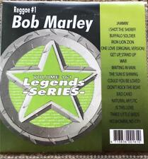 LEGENDS KARAOKE CDG BOB MARLEY REGGAE OLDIES #161 16 SONGS CD+G JAMMIN,BUFFALO