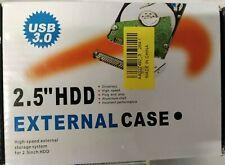 USB 3.0 externes 2,5 Zoll  Festplatten Gehäuse