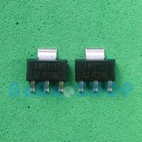 30pcs ~ 1000pcs AMS1117-5.0 LM1117 AMS1117 5.0V 1A Voltage Regulator SOT-223