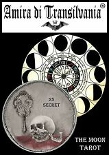 Tarot Moon rare magic astronomy esotericism signed certified & Book explanations