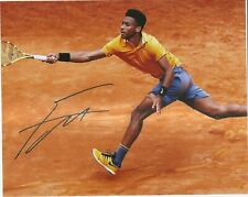 Felix-Auger Aliassime CANADA Tennis 8x10 Photo Signed Auto