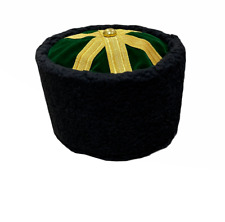 More details for ottoman pouf kalpak cap soldier history costume first world war
