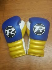 Ringside Super Pro Boxing Gloves 14oz Lace up. Not Winning, Reyes, Grant, Rival