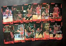 New listing Michael Jordan Best of the Best 12 card Promo Set RARE + Rookie Insert Lot