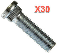 30 Wheel Lug Studs Front and/or Rear Replace OEM # 98521