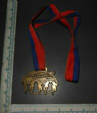 New York City Marathon Medal 1998 with Ribbon