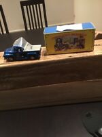 MATCHBOX CODE 2 FORD 100YEARS LIMITED EDITION TRUCK.MIB
