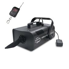 Lanta Snow machine with wireless remote - Nebula Blizzard v3 - 800w power output