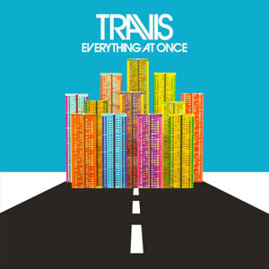Travis – Everything At Once [New & Sealed] Digipack CD