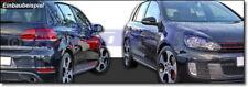 Seitenschweller ABS für VW Golf 6 GTI GTD Set inkl. Montagematerial GTI R32 TDI