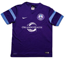 NIKE Orlando Pride NWSL Soccer Jersey Purple Youth Boys Girls Large L