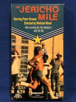 The Jericho Mile VHS Vintage OOP Embassy Home Entertainment Drama