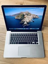 Apple MacBook 15 Mid 2012 Pro Core i7 2.30GHz 500GB HDD 8GB Office OS Catalina