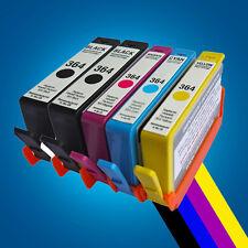 5 ink Cartridge for HP 364XL Deskjet 3070A 3520 3522 3524 Officejet 4610 4620