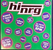 Various Artists: Hi-NRG 2CD album in VG Condition