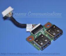 HP Pavilion dv5-2000 Series Laptop Dual USB Port Board w/ Cable 6050A2318501