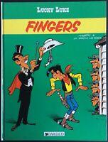 LUCKY LUKE Éd. Dargaud Tome 22 Fingers EO 1983 Excellent état