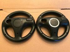 Manettes et périphériques de consoles de jeux vidéo volants de course pour Nintendo Wii