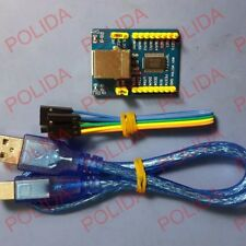 FT232RL USB to TTL Serial Module level 5V/3.3V for Arduino + USB Cable + dupont